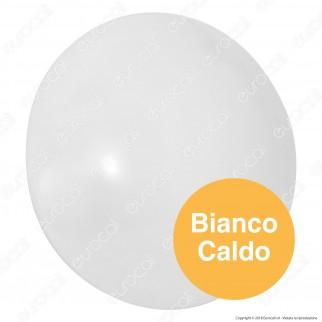 Wiva Plafoniera LED 28W mod. PLAFÒ Bianca Forma Circolare - mod. 51300002 / 51300003