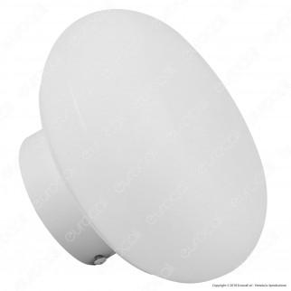 V-Tac VT-7203 Plafoniera LED 12W Forma Rotonda Colore Bianco - SKU 40041