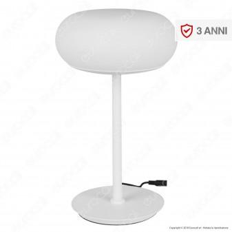 V-TAC VT-7204 Lampada da Tavolo LED 15W Dimmerabile Touch - SKU 40071
