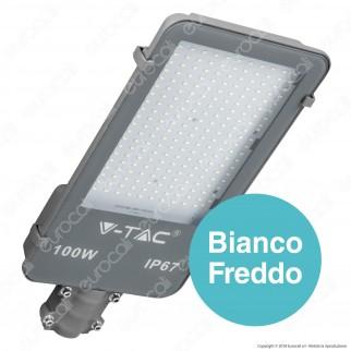 V-Tac VT-15099ST Lampada Stradale LED 100W Lampione SMD - SKU 99101