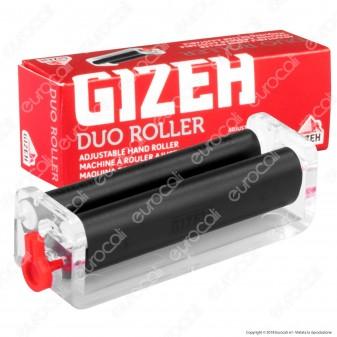 Gizeh Rollatore per Cartine Corte e Filtri Slim o Extra Slim