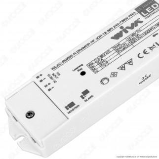 Wiva Centralina per Strisce LED RGB+W 12-36V - mod. 62300001