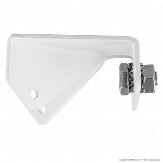Fan Europe Intec Light Staffa Antolare per Fari LED Colore Bianco - mod. I-FRAME-L-BCO