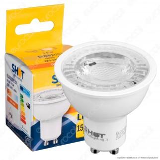 Bot Lighting Shot Lampadina LED GU10 4,8W Faretto Spotlight - mod. ELD610532 / ELD610533 / ELD610531