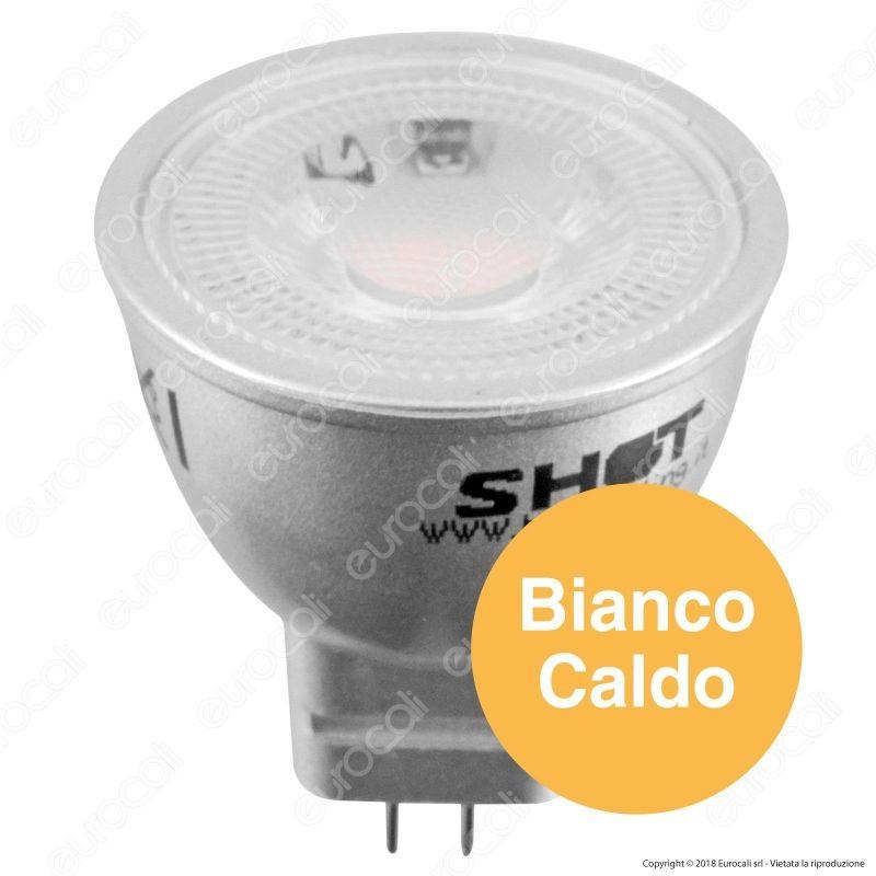 Faretto led gu4 3w mini lampadina bot lighting shot mr11 12v for Shot bot lighting