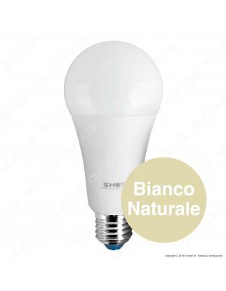Bot Lighting Shot Lampadina LED E27 Goccia 20W Bulb A67 - mod. ELD1020X2 / ELD1020X3 / ELD1020X1