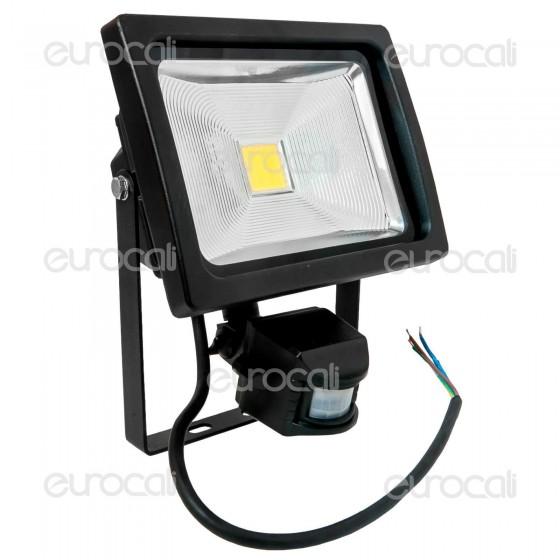 V-Tac VT-4720 PIR Faretto LED 20W da Esterno con Sensore