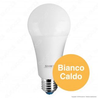 Bot Lighting Shot Lampadina LED E27 Goccia 18W Bulb A67 - mod. ELD1018X2 / ELD1018X3 / ELD1018X1
