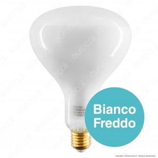 V-Tac VT-2198D Lampadina LED E27 8W Bulb Reflector R125 Filament Dimmerabile - SKU 7466 / 7467 / 7468