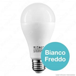 V-Tac PRO VT-215 Lampadina LED E27 15W Bulb A66 Chip Samsung - SKU 159 / 160 / 161