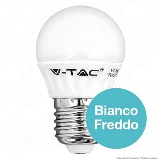 V-Tac VT-1830 Lampadina LED E27 4W MiniGlobo G45 - SKU 4160 / 4162 / 4207