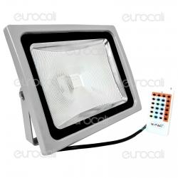 V-Tac VT-4750 RGB Multicolore Faretto LED 50W da Esterno con Telecomando - SKU 5372