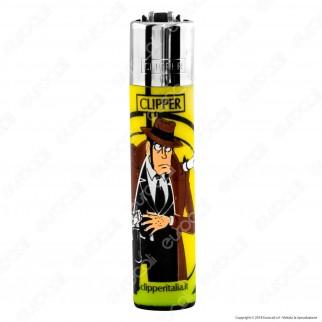 Clipper Large Fantasia Lupin 2 - Box da 48 Accendini