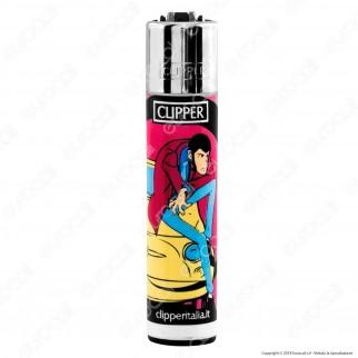 Clipper Large Fantasia Lupin 2 - 5 Accendini