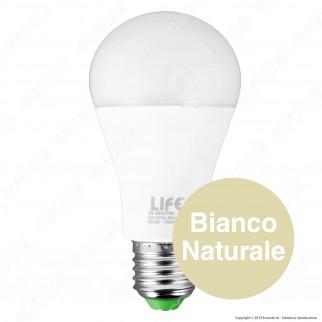Life Serie GH Lampadina LED E27 18W Bulb A60 - mod. 39.920375C / 39.920375N / 39.920375F