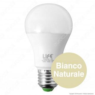 Life Serie GH Lampadina LED E27 15W Bulb A60