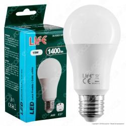 Life Lampadina LED E27 15W Bulb A60 - mod. 39.920315C / 39.920315N / 39.920315F