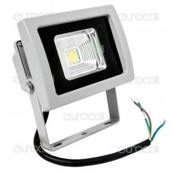 V-Tac VT-4710 Faretto LED 10W da Esterno Colore Grigio - SKU 5351 / 5350
