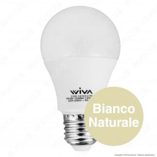 Wiva Lampadina LED E27 12W Bulb A60 - mod. 12100234 / 12100235 / 12100236
