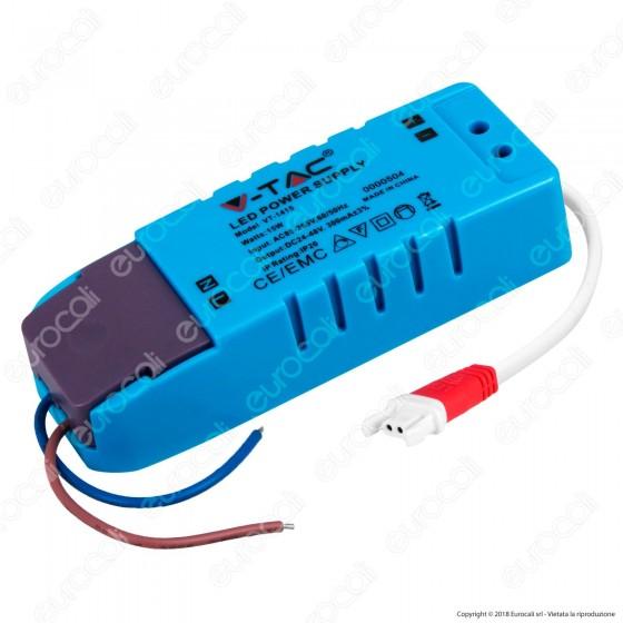 V-Tac Driver per Pannelli LED 15W Dimmerabile - SKU 8059