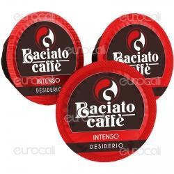 100 Capsule Baciato Caffè Desiderio Selvaggio Intenso Cialde Compatibili Lavazza A Modo Mio