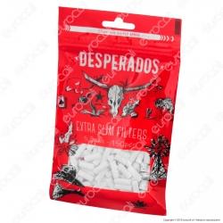 Desperados Extra Slim 5,3mm - Bustina da 150 Filtri