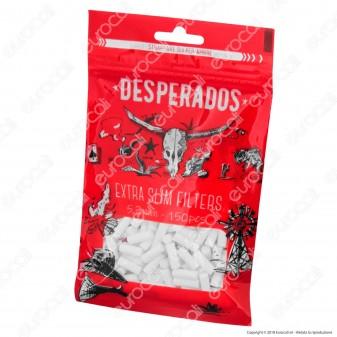 GDesperados Extra Slim 5,3mm - Bustina da 150 Filtri