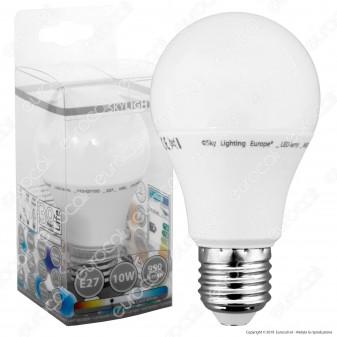 SkyLighting Lampadina LED E27 10W Bulb A60 - mod. A60-I2710C / A60-I2710D / A60-I2710F
