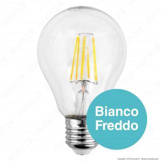 SkyLighting Lampadina LED E27 10W Bulb A67 Filamento - mod. HPFL-2710C / HPFL-2710D / HPFL-2710F