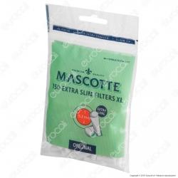 Mascotte Extra Slim X-Long 5,3mm - Bustina da 150 Filtri