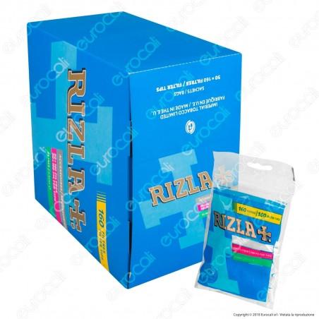 Rizla Slim 6mm - Box 50 Bustine da 160 Filtri