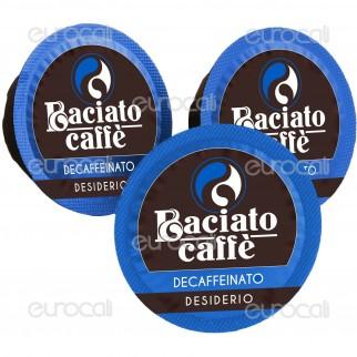 100 Capsule Baciato Caffè Desiderio Notturno Decaffeinato Cialde Compatibili Lavazza A Modo Mio