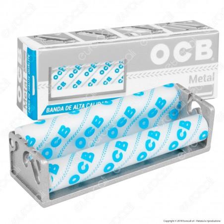 Ocb Rollatore Metallo Regular per Cartine Corte