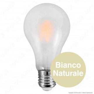 V-Tac VT-2049 Lampadina LED E27 9W Bulb A67 Frost Filamento - SKU 7184 / 7185 / 7186