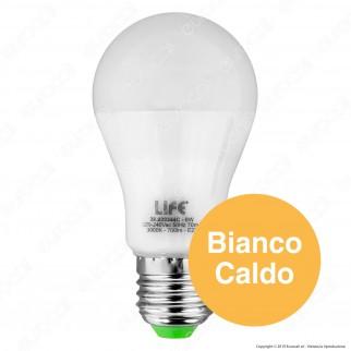 Life Serie GF Lampadina LED E27 8W Bulb A55 - mod. 39.920344C / 39.920344N / 39.920344F