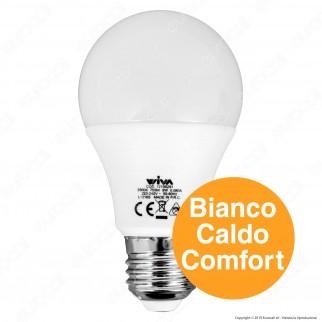 Wiva Lampadina LED E27 8W Bulb A60 - Comfort - mod. 12100291