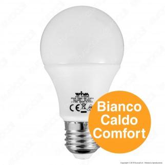 Wiva Lampadina LED E27 6W Bulb A60 - mod. 12100290