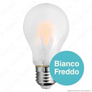 V-Tac VT-2045 Lampadina LED E27 5W Bulb A60 Frost Filamento - SKU 7178 / 7179 / 7180