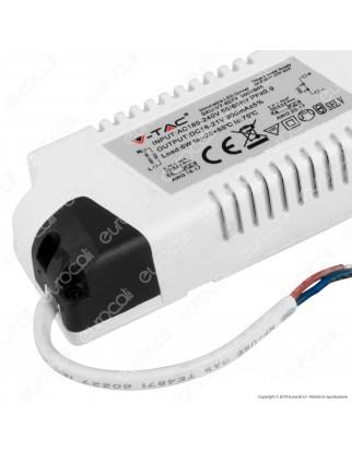 V-Tac Driver per Mini Pannelli LED 6W Dimmerabile - SKU 8073