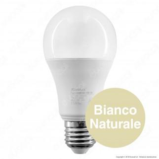 Kanlux IQ Lampadina LED E27 15W Bulb A60 Dimmerabile - mod. 27291 / 27292 / 27293