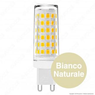 Fan Europe Intec Light Lampadina LED G9 10W Bulb - mod. KLASSIC-G9-10C / KLASSIC-G9-10M