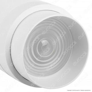 V-Tac VT-7735 Track Light LED COB 35W Colore Bianco 3 in 1 Dimmerabile Smart - SKU 1458