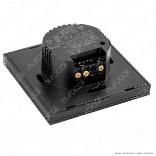 V-Tac Smart VT-5013 Interruttore Dimmer Touch Wi-Fi Colore Nero - SKU 8432