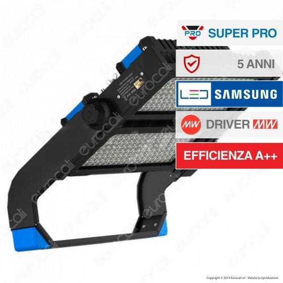 V-Tac Super Pro VT-503D Faro LED 120° 500W SMD Dimmerabile Chip Samsung - SKU 496