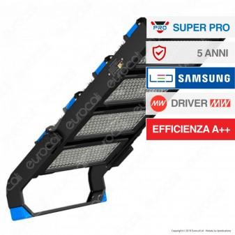 V-Tac Super Pro VT-1003D Faro LED 120° 1000W SMD Dimmerabile Chip Samsung - SKU 498