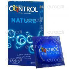 Control Nature - Scatola da 6 / 12 / 24 Preservativi