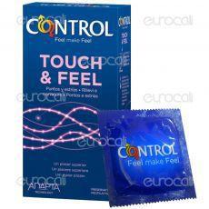 Control Touch & Feel - Scatola da 6 Preservativi