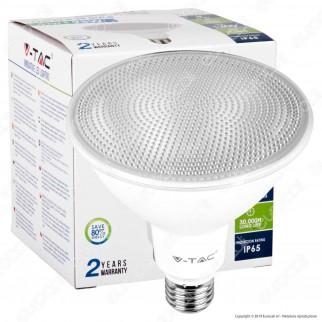 V-Tac VT-1227 Lampadina LED E27 17W Bulb PAR38 Impermeabile IP65 - SKU 45681 / 45691