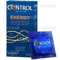 Control Energy - Scatola da 6 Preservativi