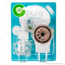 Air Wick Pure Diffusore Elettrico di Fragranza - Diffusore con Ricarica da 19ml
